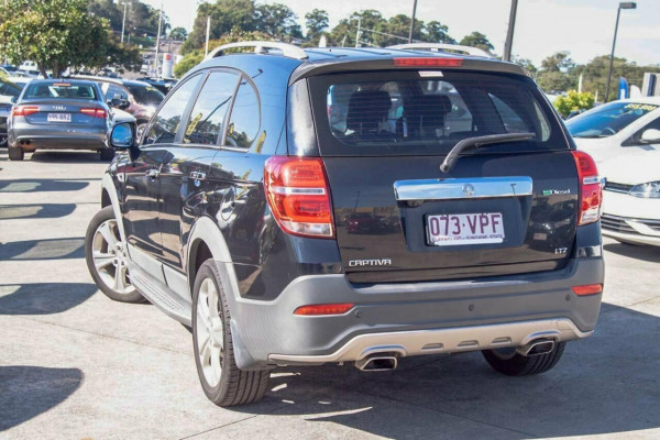 2014 MY15 Holden Captiva CG MY15 7 LTZ (AWD) Suv Image 2