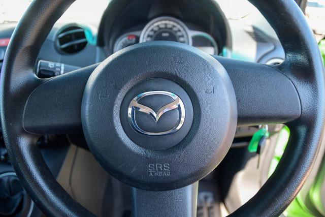 2011 Mazda 2 DE Series 1 MY10 Neo Hatchback Image 14