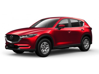 Mazda CX-5 Maxx KF