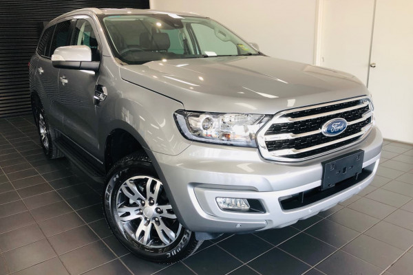 Ford Everest Trend UA II