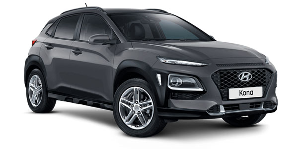 2017 MY18 Hyundai Kona OS Active with Safety Pack Wagon