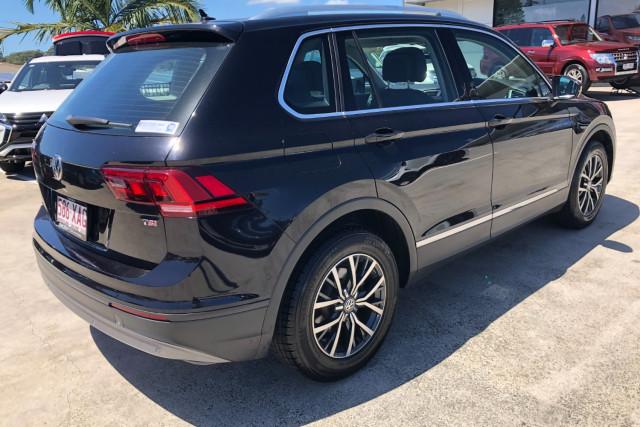 2017 Volkswagen Tiguan 5N  110TSI Comfrtline Suv Image 3