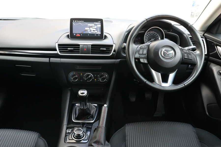 2014 MY15 Mazda 3 BM Series Maxx Hatch Hatch Image 8