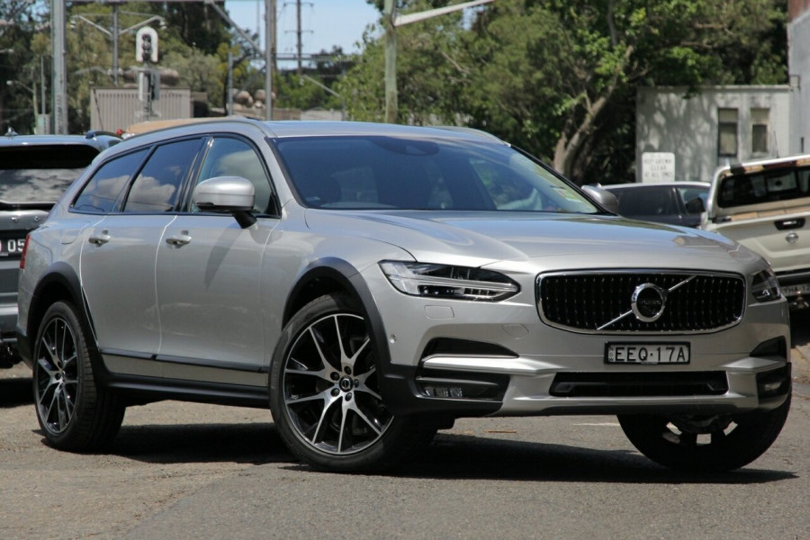 2019 MY20 Volvo V90 Cross Country P Series D5 Wagon Image 1