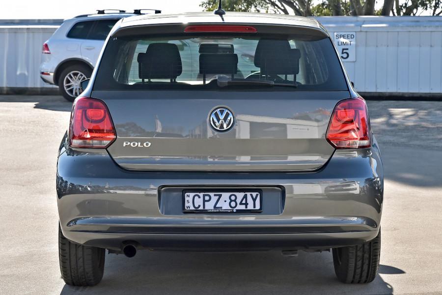 2013 Volkswagen Polo Trendline