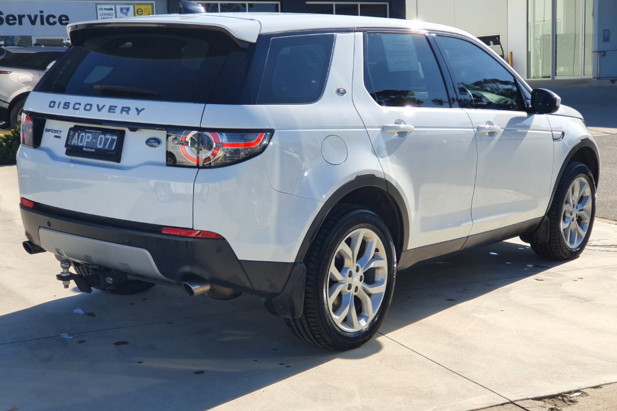 2017 Land Rover Discovery Sport L550 17MY TD4 180 Suv