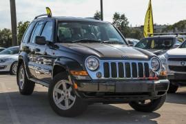 Jeep Cherokee Limited (4x4) KJ MY05 Upgrade II