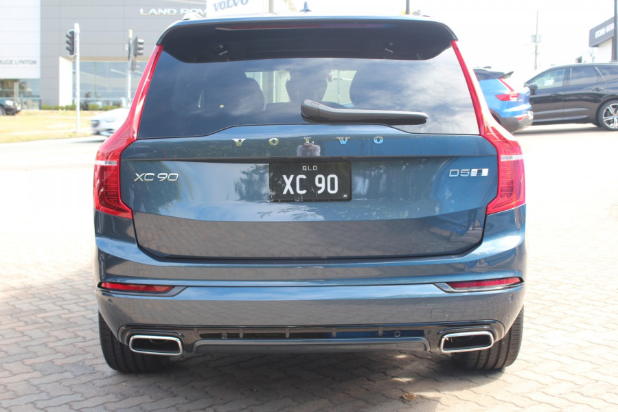 2020 Volvo XC90 L Series D5 R-Design Suv Image 8