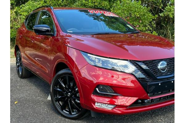 2021 MY0  Nissan QASHQAI J11 Series 3 Midnight Edition Suv Image 3