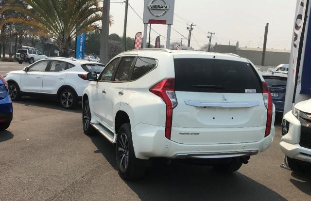 2018 Mitsubishi Pajero Sport QE GLS Awd 7 st wagon