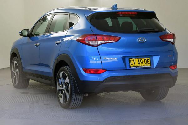 2016 Hyundai Tucson TLe Elite Suv Image 3