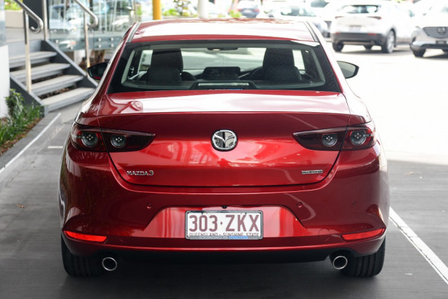 2019 Mazda 3 BP G20 Evolve Sedan Sedan Image 4