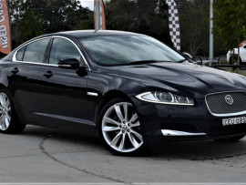Jaguar Xf Luxury X250 MY12