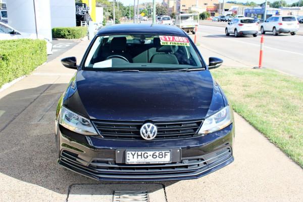 2017 MY16 Volkswagen Jetta 1B  118TSI 118TSI - Trendline Sedan Image 3