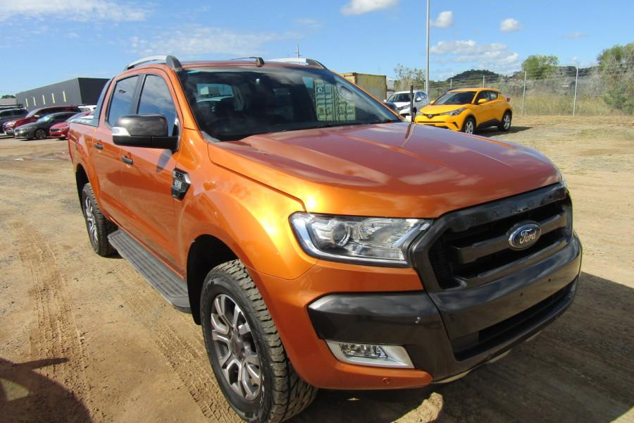 2017 Ford Ranger PX MKII WILDTRAK Utility