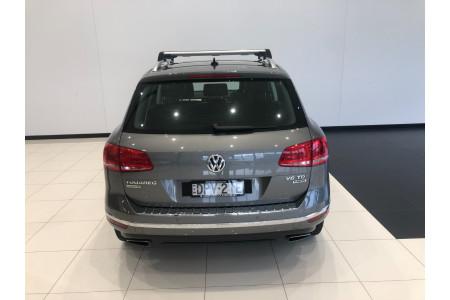 2017 Volkswagen Touareg 7P Turbo V6 TDI Adventure Suv Image 5