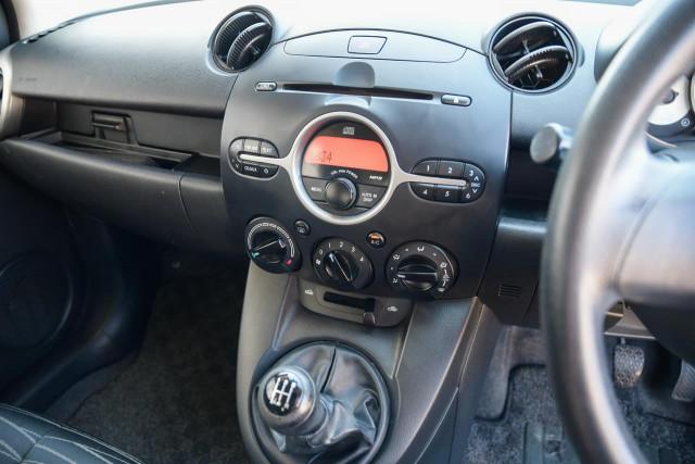 2008 Mazda 2 DE Series 1 Neo Hatchback Image 12