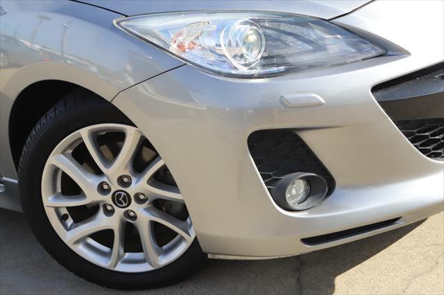 2012 Mazda 3 BL Series 2 MY13 SP25 Sedan Image 2