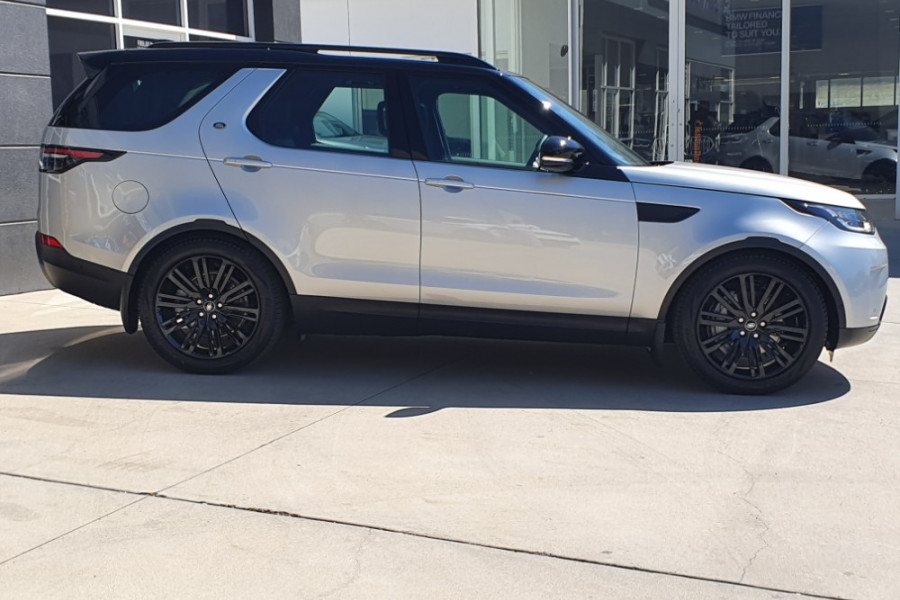 2019 MY20 Land Rover Discovery 4 Series 5 L462 MY SD6 Wagon