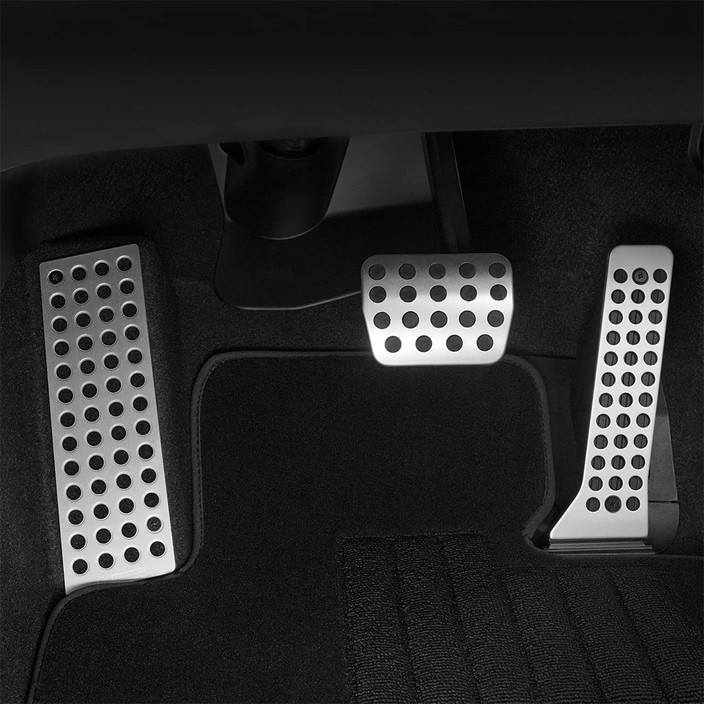 Alloy Pedal Covers (AT)