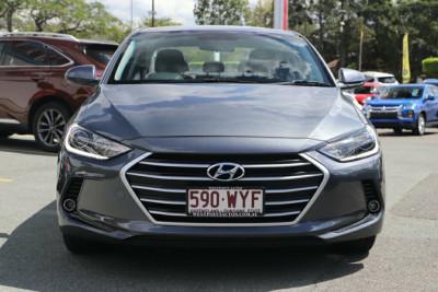 2016 MY17 Hyundai Elantra AD Active Sedan Image 5