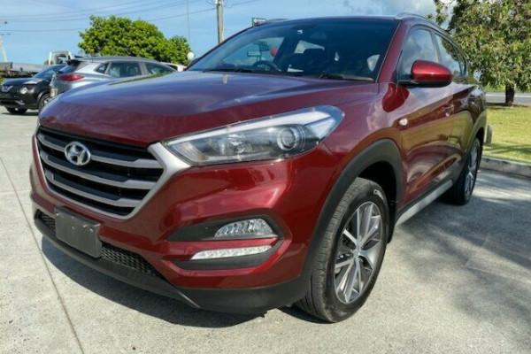2017 MY18 Hyundai Tucson TL MY18 Active X 2WD Suv Image 3