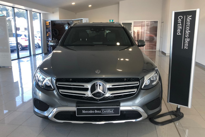 2017 MY08 Mercedes-Benz Glc-class X253 808MY GLC250 Wagon