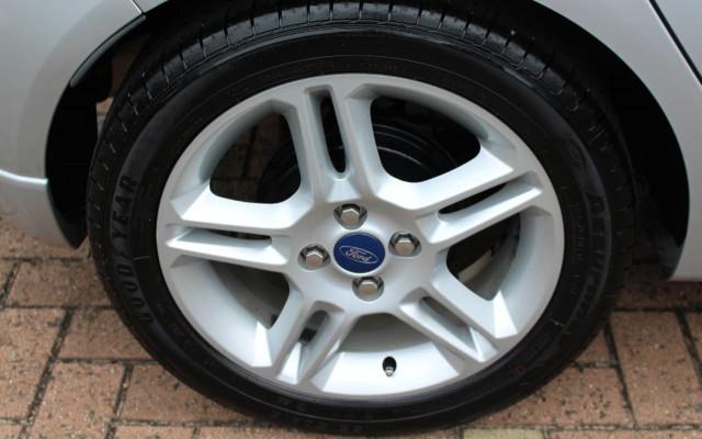 2012 Ford Fiesta WT Zetec Hatchback