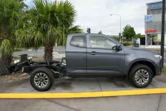 2020 MY21 Mazda BT-50 TF XT 4x4 Freestyle Cab Chassis Freestyle cab chassis Image 3