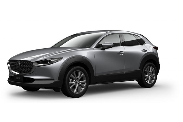 2021 MY20 Mazda CX-30 DM Series G20 Touring Wagon