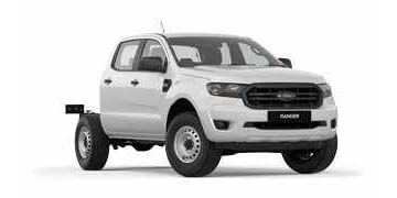 XL Double Cab Chassis