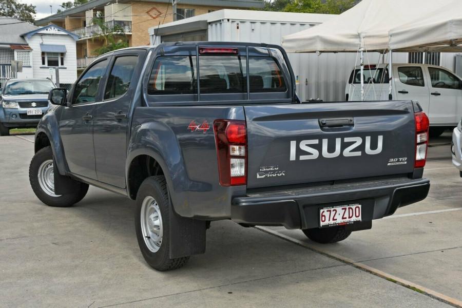 2019 Isuzu UTE D-MAX SX Crew Cab Ute 4x4 Utility