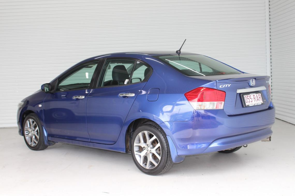 2010 Honda City GM MY10 VTI-L Sedan