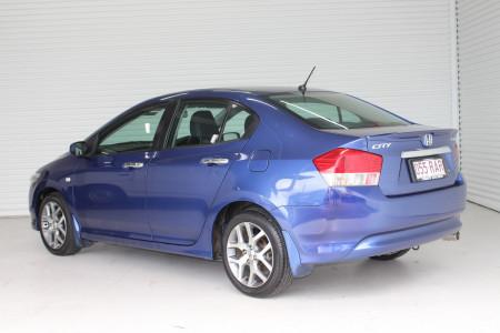2010 Honda City GM MY10 VTI-L Sedan Image 4