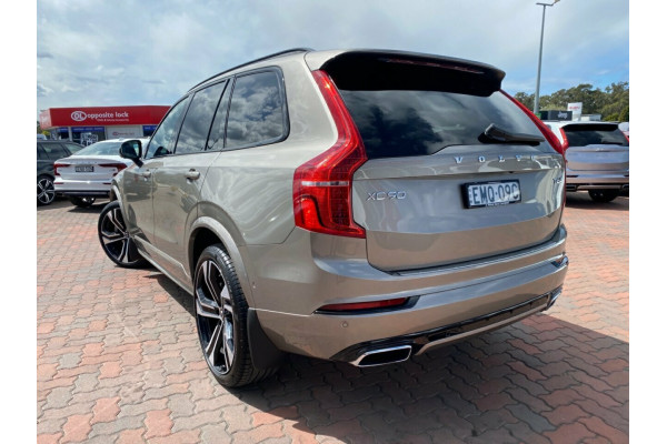 2020 Volvo XC90 L Series MY20 T6 Geartronic AWD R-Design Suv Image 4