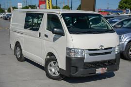 Toyota HiAce Crewvan LWB KDH201R