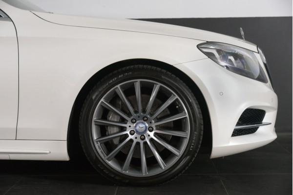 2013 Mercedes-Benz S500 Mercedes-Benz S500 L Auto L Sedan Image 5