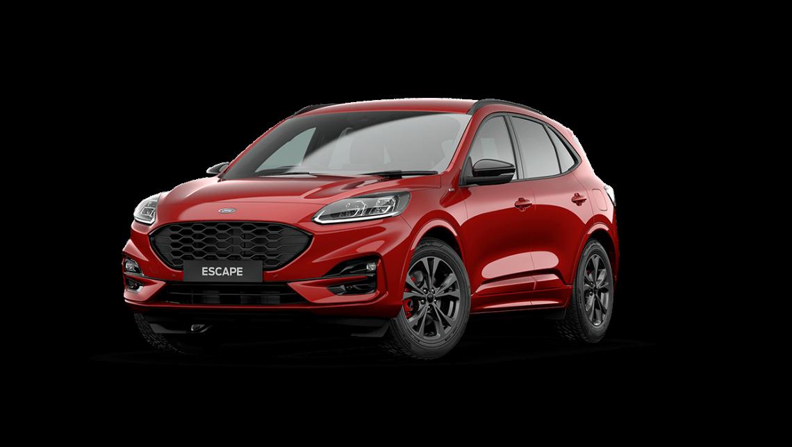 2020 MY20.75 Ford Escape ZH ST-Line Suv Image 7
