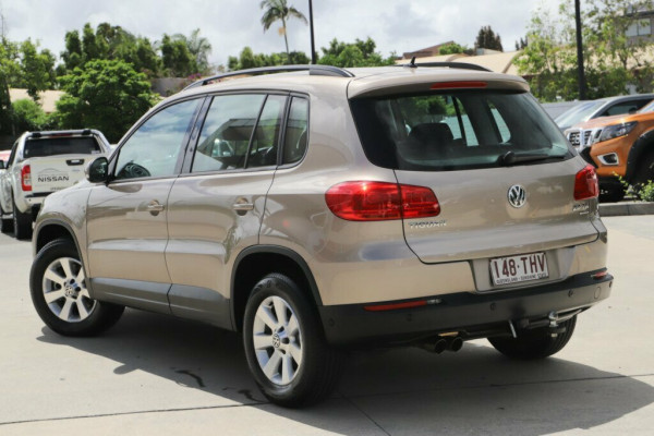 2013 MY13.5 Volkswagen Tiguan 5N MY13.5 103TDI DSG 4MOTION Pacific Suv Image 4