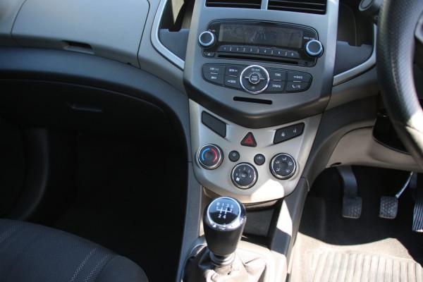 2012 Holden Barina TM TM Sedan Image 4