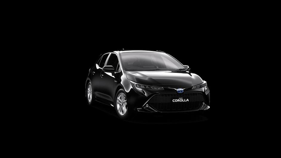 Corolla Hatch SX <span>Hybrid | Auto CVT</span>
