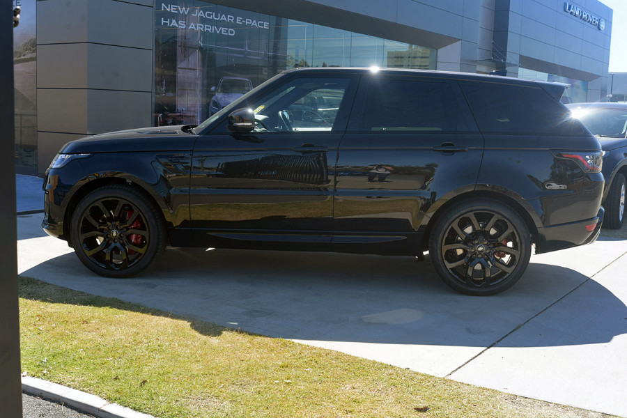 2019 MY19.5 Land Rover Range Rover Sport L494 HSE Dynamic Suv Image 6