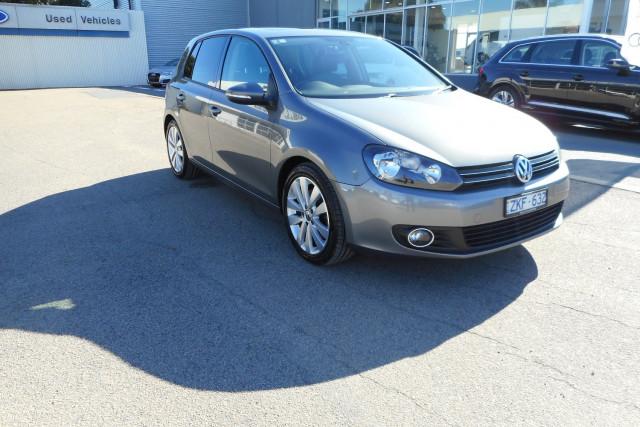 2012 MY13 Volkswagen Golf VI  118TSI Comfrtline HBK DSG 7sp 1.4T Hatchback Image 2