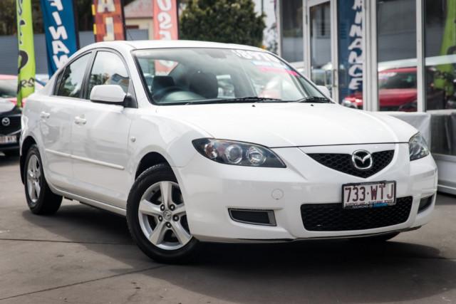 2007 Mazda 3 BK10F2 Maxx Sedan