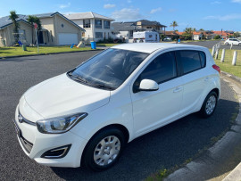 2013 Hyundai I20 PB MY13 Active Hatch