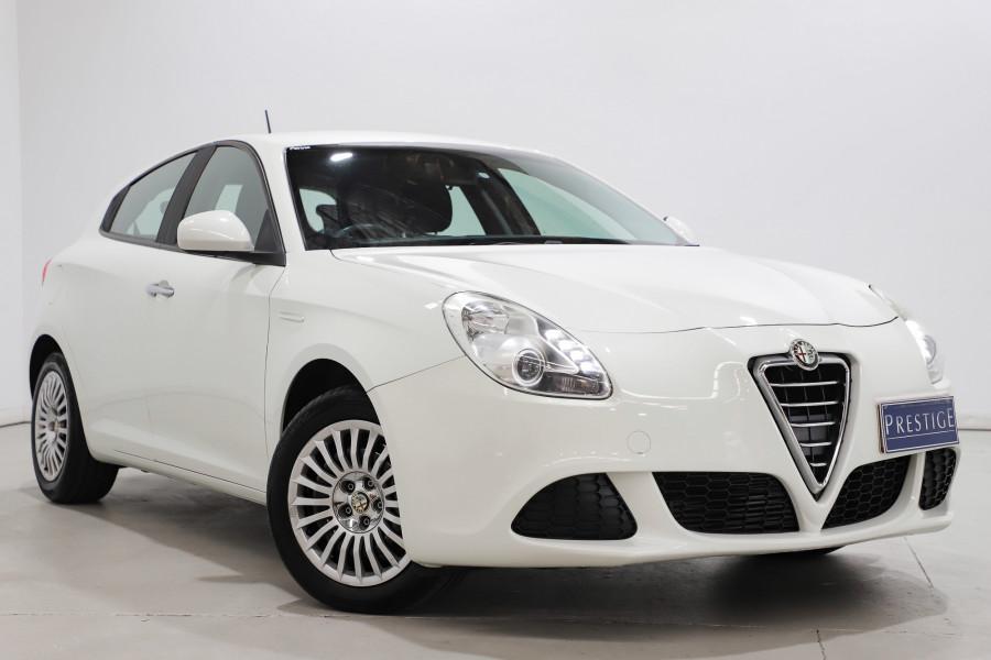 2013 Alfa Romeo Giulietta Progression 1.4