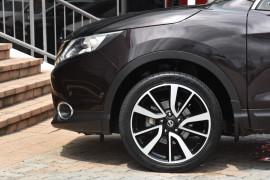 2014 Nissan QASHQAI J11 Ti Suv Image 5