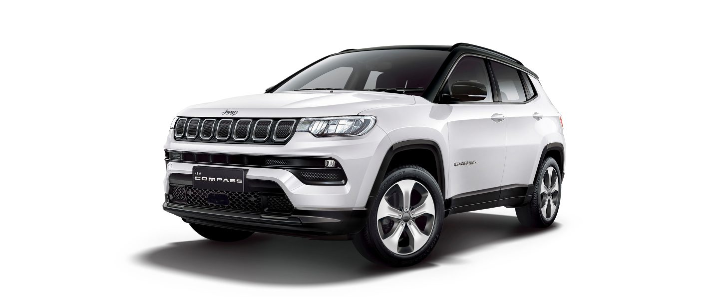 2021 Jeep Compass M6 Launch Edition Suv