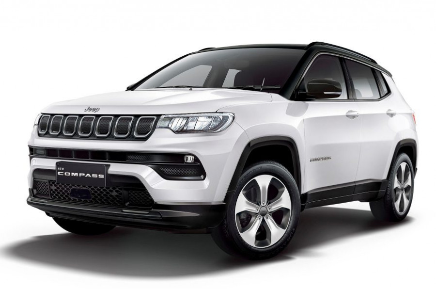 2021 Jeep Compass Launch Edition Image 1