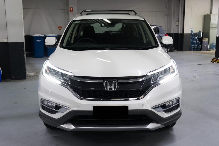 2016 Honda CR-V Edit.